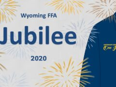 Welcome to the Wyoming FFA Jubilee