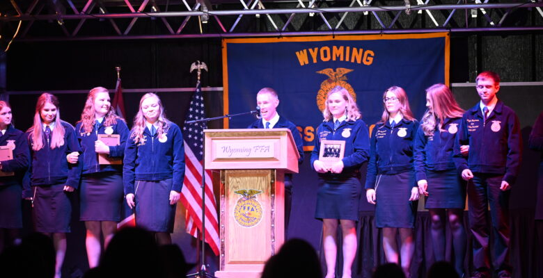 2021 Wyoming FFA State Convention Video Coverage